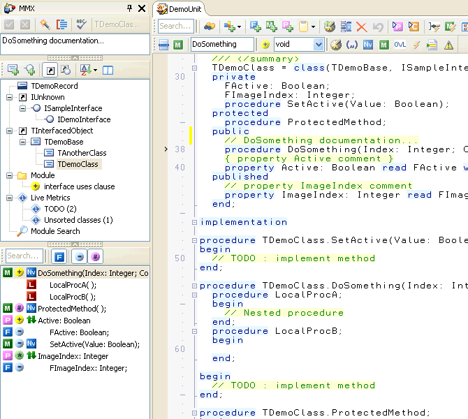 MMX Code Explorer 15.0.12.2377